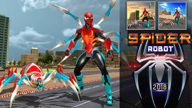 Photo of How you can save the city in Spider Robot War?