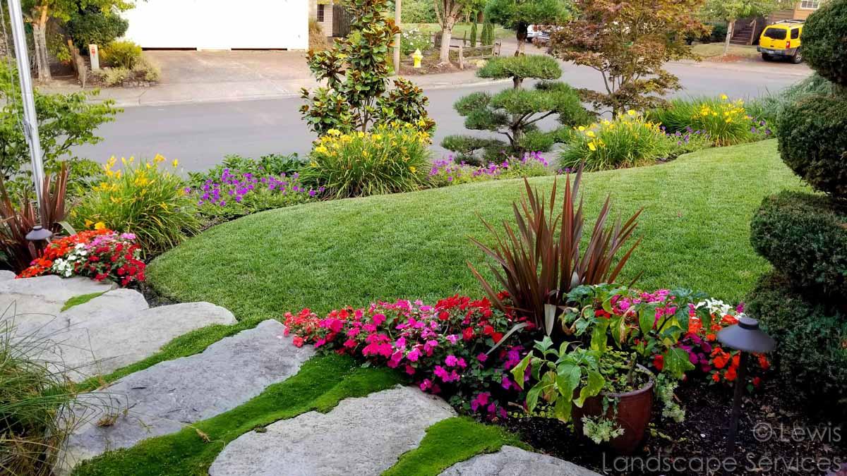 Yard Maintenance Beaverton Oregon Landscaping Maintenance Service Beaverton