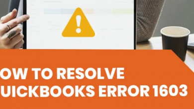 Photo of How to Resolve QuickBooks Update Error 1603