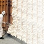 PU Spray foam insulation in pakistan
