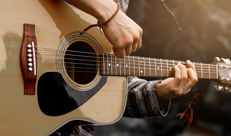 Advantages of Larning Guitar as a Grown-up