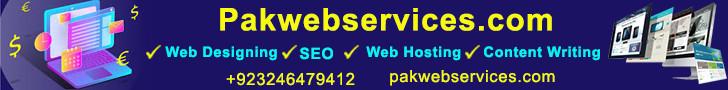 Pak Web Services