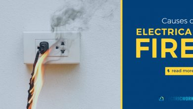 Photo of CAUSES OF ELECTRICAL FIRE