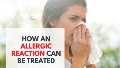 Photo of How An Allergic Reaction Can Be Treated