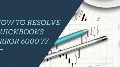 Photo of How To Resolve QuickBooks error 6000 77