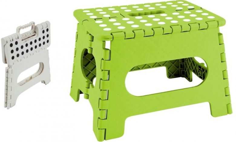 How To Use & Buy A Folding Step Stool