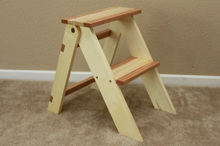 Places to use a Folding Step Stool