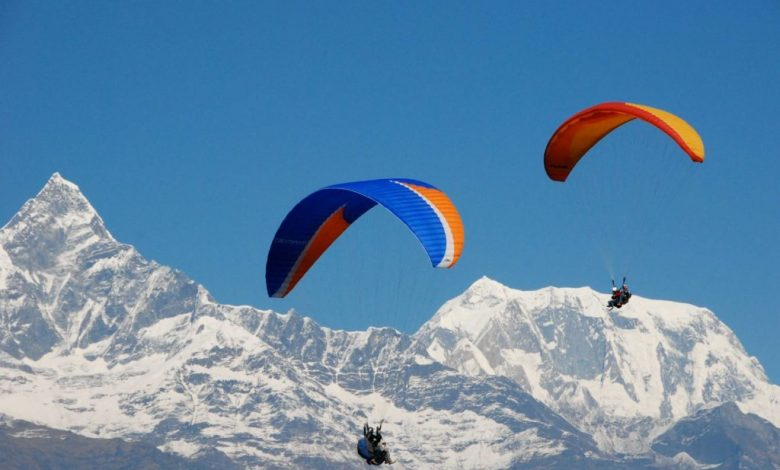 Best places for Paragliding In America