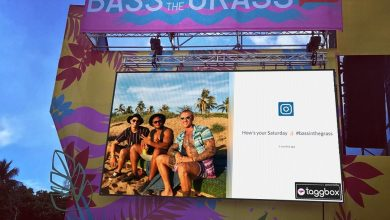 Photo of Instagram Hashtag Slideshow