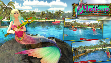 Photo of Reasons Why you should Play Mermaid simulator 3D?