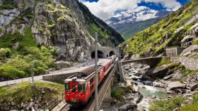 Photo of The Most Epic Train Journeys in Europe