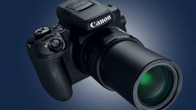 Photo of Bridge Camera with Viewfinder