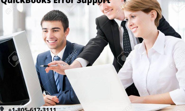 QuickBooks Error Support