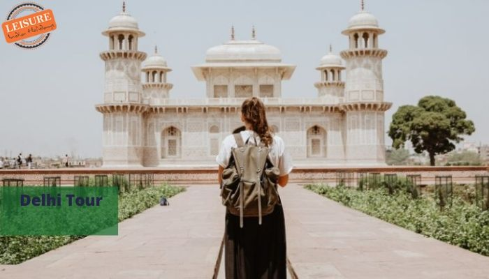 Solo Woman Delhi Tour