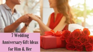 Photo of 7 Wedding Anniversary Gift Ideas for Him & Her