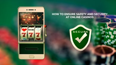 Photo of How to Ensure Safety and Security at Online Casino?