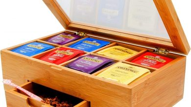 Photo of The High-Quality and Colorful Tea Boxes that you will Like