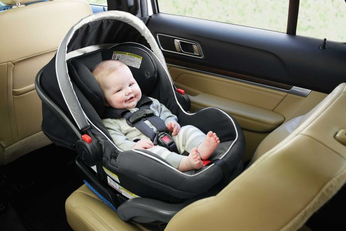 Eddie Bauer All In One Car Seat