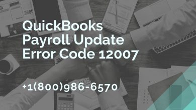 Photo of Easy Solutions for QuickBooks Payroll Error 12007