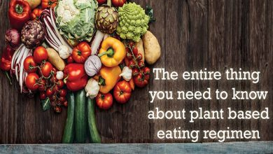 Photo of The entire thing you need to know about plant based eating regimen