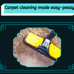 Carpet cleaning made easy-peasy