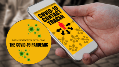 Photo of Data Protection in Tracing the COVID-19 Pandemic