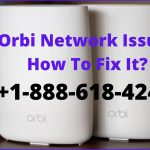 Orbi login issues