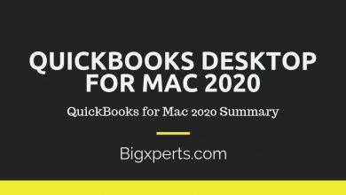 Photo of QuickBooks Desktop for Mac 2020