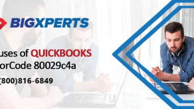 Photo of Ways to Solve QuickBooks Error 80029c4a