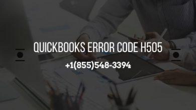 Photo of QuickBooks Error H505 | +1(855)548-3394 | Rectifications