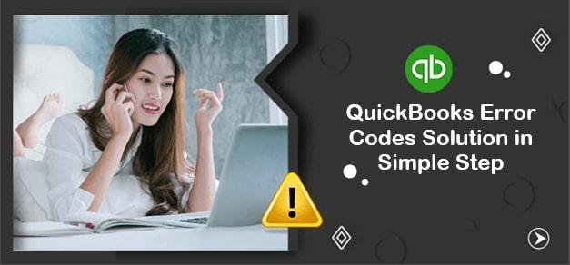 QuickBooks Error codes