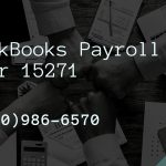 QuickBooks Payroll Error 15271