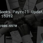 QuickBooks Payroll Update Error 15212