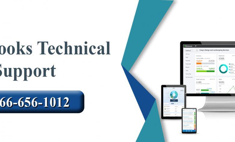 QuickBooks Support Phone Number +1866-656-1012