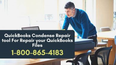 Photo of How to use QuickBooks Condense Repair tool For Repair your QuickBooks Files?