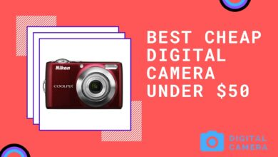 Photo of Best Digital Camera Under 50