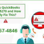 How to Fix QuickBooks Error 15270