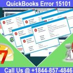 QuickBooks Error 15101