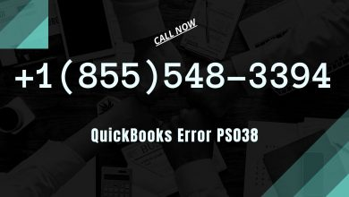 Photo of QuickBooks Error Code PS038