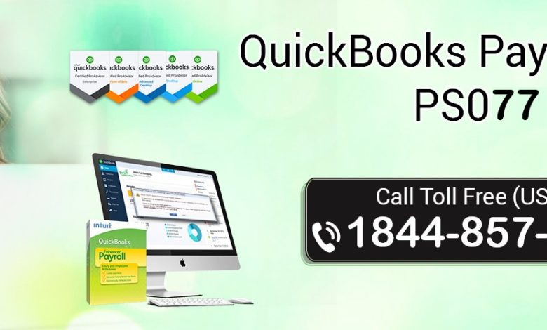 QuickBooks Payroll Error PS077 or PS032