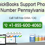 QuickBooks Support Phone Number Pennsylvania