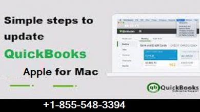 Photo of Quickbooks for Apple Computer