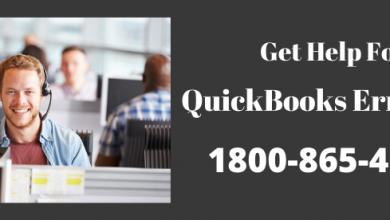 Photo of Fix QuickBooks Error C=9 : Dial 1800-865-4183 for Help