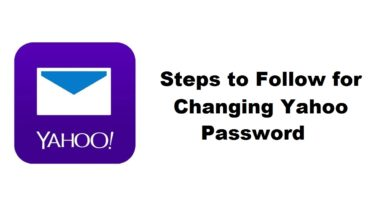 Photo of Steps to Follow for Changing Yahoo Password