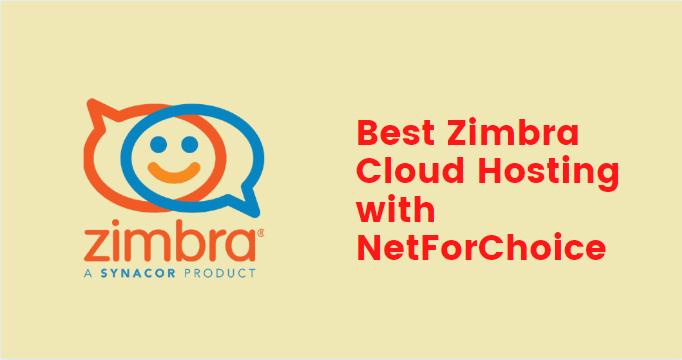 zimbra web hosting