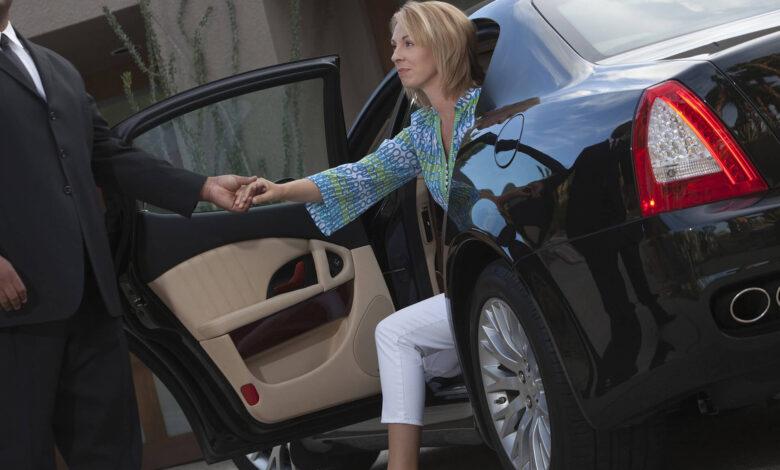 luxury chauffeur