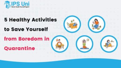 Photo of 5 Healthy Activities to Save Yourself from Boredom in Quarantine