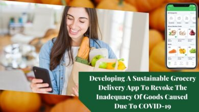 Photo of Developing A Sustainable Grocery Delivery App To Revoke The Inadequacy Of Goods Caused Due To COVID-19 Outbreak