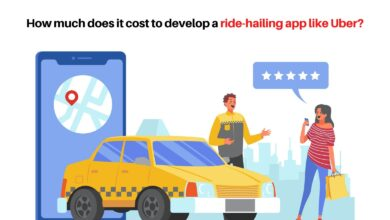 Photo of How much does it cost to develop a ride-hailing app like Uber?