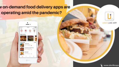 Photo of How On-Demand Food Delivery Apps Are Operating Amid The Pandemic?
